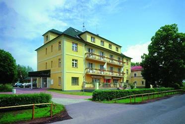 Lázeňské hotely a penziony