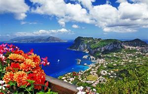 To nejkrásnější z Ischie a Neapolského zálivu v seniorském rytmu - Hotel 3