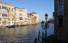 Romantický víkend v Benátkách (autobusem)