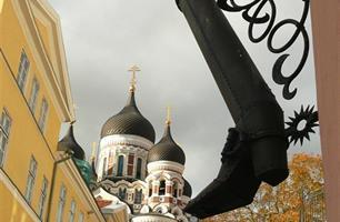 Pobaltí a Petrohrad (autobusem)