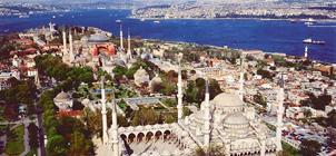 Istanbul - prodloužený víkend ***