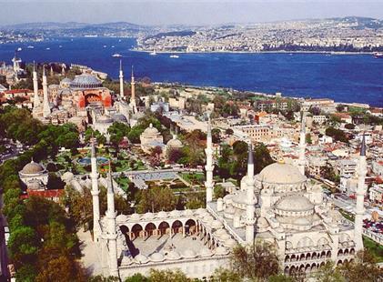 Istanbul - prodloužený víkend