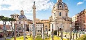 Prodloužený víkend v Římě ***