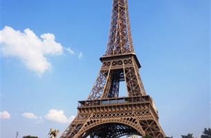 Paříž - víkendy