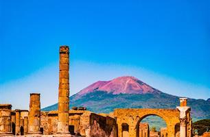 Řím - Neapol - Capri - Ischia (letecky)