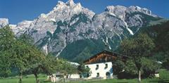 Nejkrásnější motivy rakouských Alp