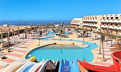 Hotel Three Corners Sea Beach Resort ****