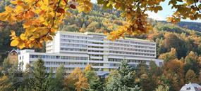 Lázeňské sanatorium (Kursanatorium) Akademik Běhounek