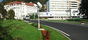 Lázeňský hotel Curie