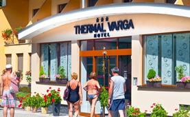 Hotel THERMAL VARGA/ hotel AQUA, Veĺký Meder