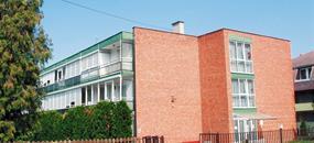 Apartmánový dům Tavasz