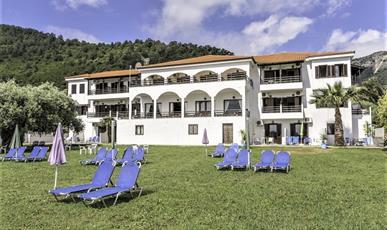 Hotel SYLVIA BEACH ***