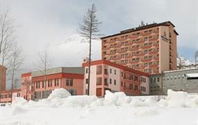 GRAND HOTEL BELLEVUE, Horný Smokovec