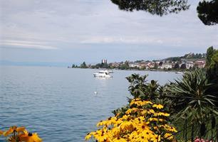 Od Ženevského jezera pod Mont Blanc