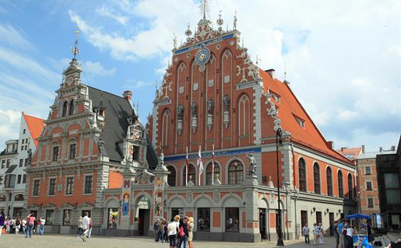 Riga - letecký víkend