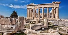 Athény s pobytem u moře