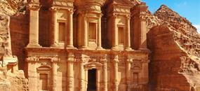 Izrael a Jordánsko s koupáním u Mrtvého moře