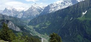 Nejkrásnější kouty Alp (autobusem) **