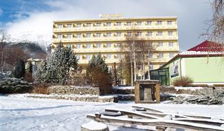 Hotel PALACE, kúpele Nový Smokovec