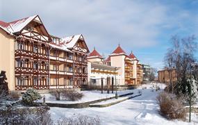 Hotel BRANISKO, kúpele Nový Smokovec