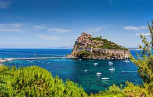 Vítání léta / Loučení s létem na ostrově Ischia- 4