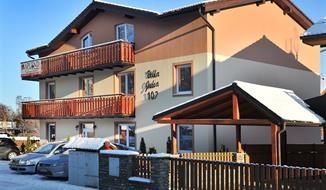 Vila JÚLIA, Tatranská Lomnica