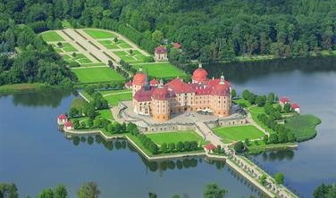 Drážďany a zámek Moritzburg - jednodenní