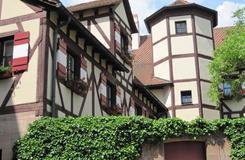Bavorské Franky s návštěvou Norimberka