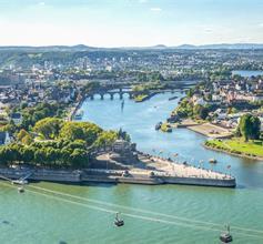 Romantickým údolím Rýna s návštěvou Luxemburgu
