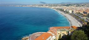 Letecký víkend v Nice