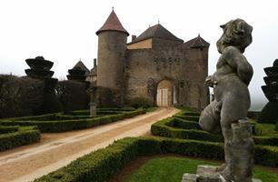 Za vínem a krásami Burgundska a kraje Beaujolais letecky