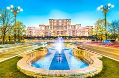 Víkend v Bukurešti