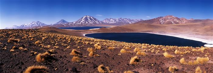 Velký okruh po Chile