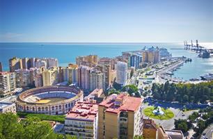 Krásy jižního Španělska letadlem (putování Andalusií)