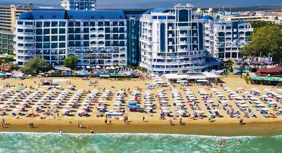Hotel Chaika Beach Resort