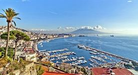 Samostatná letenka Neapol