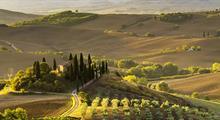 Za toskánskými poklady a vinicemi (autobusem)