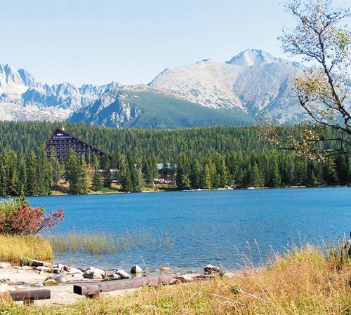 Nejkrásnější místa Slovenska