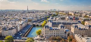 Na skok do Paříže **