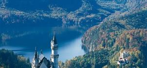 Nejkrásnější zámky Bavorska **