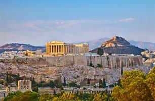 Athény - prodloužený víkend