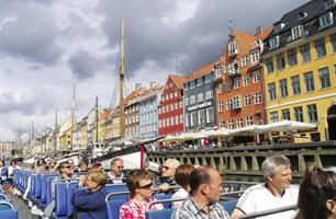 Za malou mořskou vílou do Kodaně