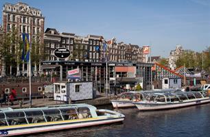 Letecký víkend v Amsterdamu