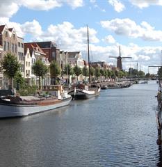 Holandsko v barvách podzimu - letadlem
