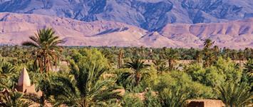 Tisíc vůní Maroka a kouzlo Atlasu