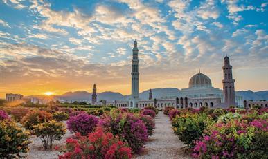 To nejlepší z Ománu s pobytem u moře ****