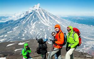 Kamčatka - tajemná země vulkánů a jezer