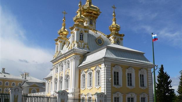 Petrohrad - víkendy 5 dní