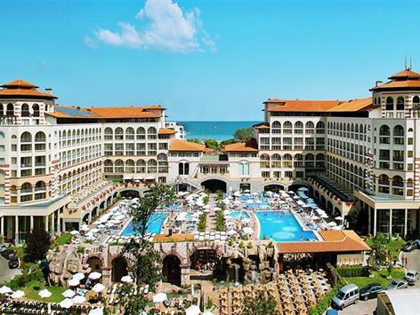 Hotel Melia Sunny Beach Resort
