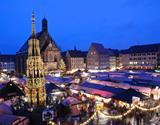 Advent v Norimberku z Kvasin
